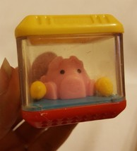 Fisher Price PIG Peek A Boo Block for kids play pre-owned - $10.76
