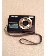 Samsung L210 10.3 MP Digital Camera - Black - $29.97