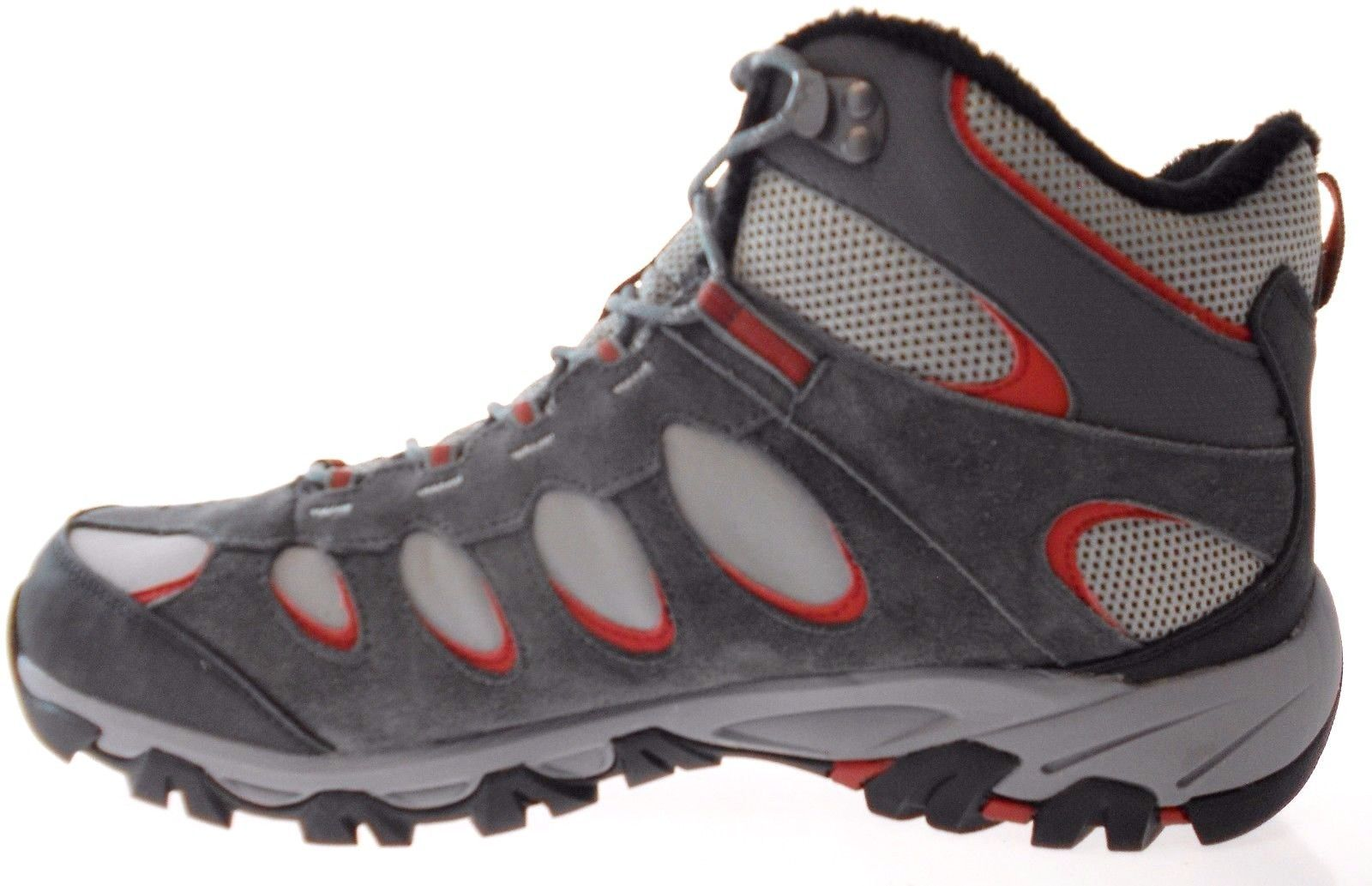 MERRELL RIDGEPASS THERMO MID WATERPROOF MEN'S HIKING BOOTS SZ 7, 7.5, #J227163C