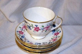 Wedgwood 1993 Bainbridge  Cup & Saucer Set - $17.32