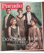 Downton Abbey is Back Sept 20 in movies @ Parade Magazine August 18 2019 - $1.95