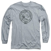 City of Pawnee Indiana 1817 t-shirt Parks & Recreation long sleeve tee NBC348 image 1