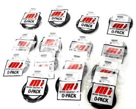 LOT OF 15 NEW MOTION INDUSTRIES INC. 229 BUNA O-PACKS QTY. 5