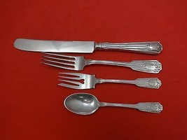 Spotswood by Gorham Sterling Silver Dinner Size Place Setting(s) 4pc - $247.10
