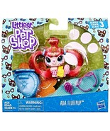 Littlest Pet Shop Ada Fluffpup S3 Special Edition Pets LPS #3-89 - $8.49