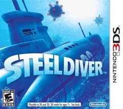 Steel Diver - Nintendo 3DS [video game] - $14.70