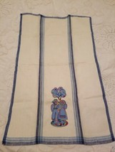 Vintage Dutch Kitchen Towel  - $6.92