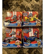 Paw Patrol Ready Race Rescue Deluxe Race Go Rubble Chase Skye Marshall L... - $69.29