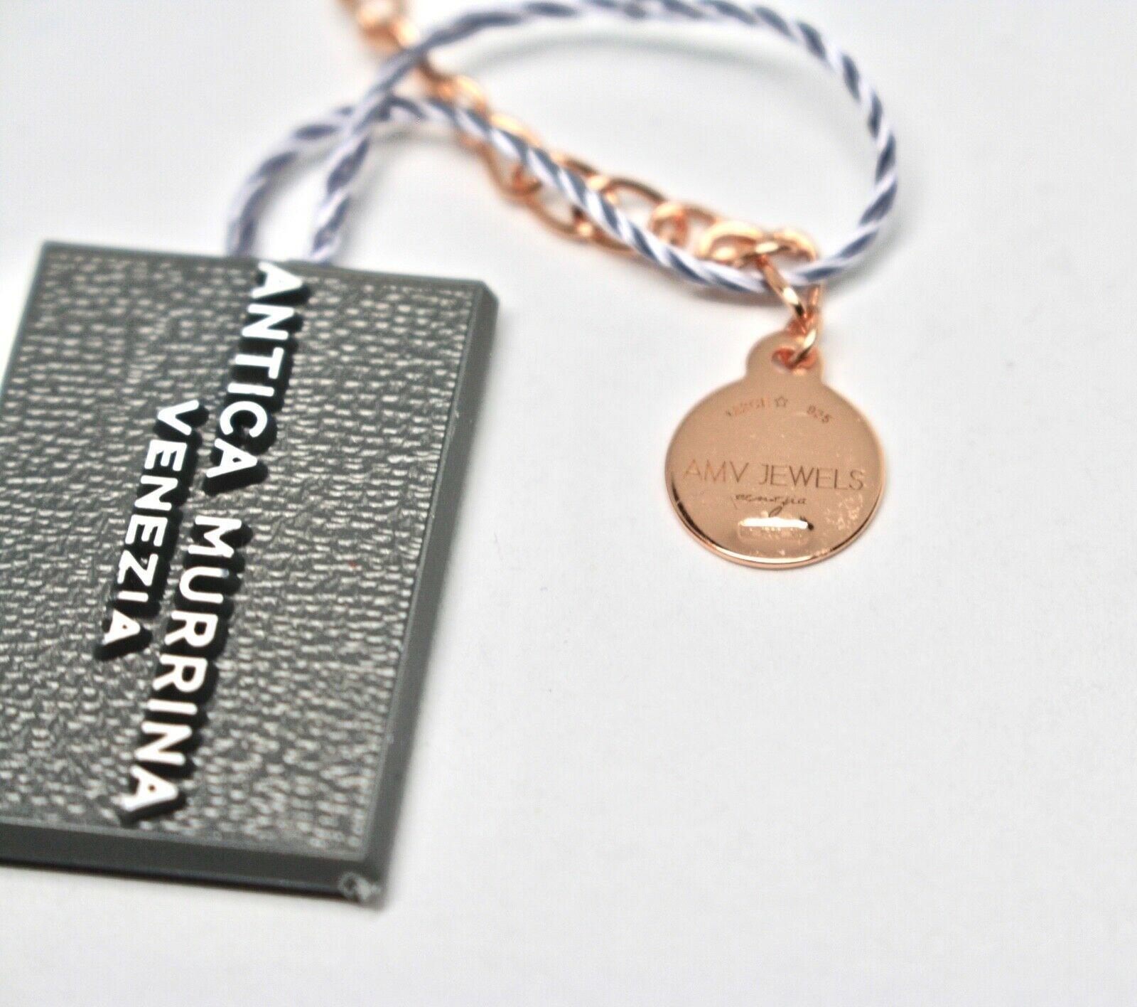 Collar Antica Murrina Venezia de Plata 925 con Cristal de Murano AMVJWCP009C03 image 8