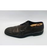 AE by Allen Edmonds Men's Tribeca Lace-Up Blucher Brown Leather 9D - $39.99