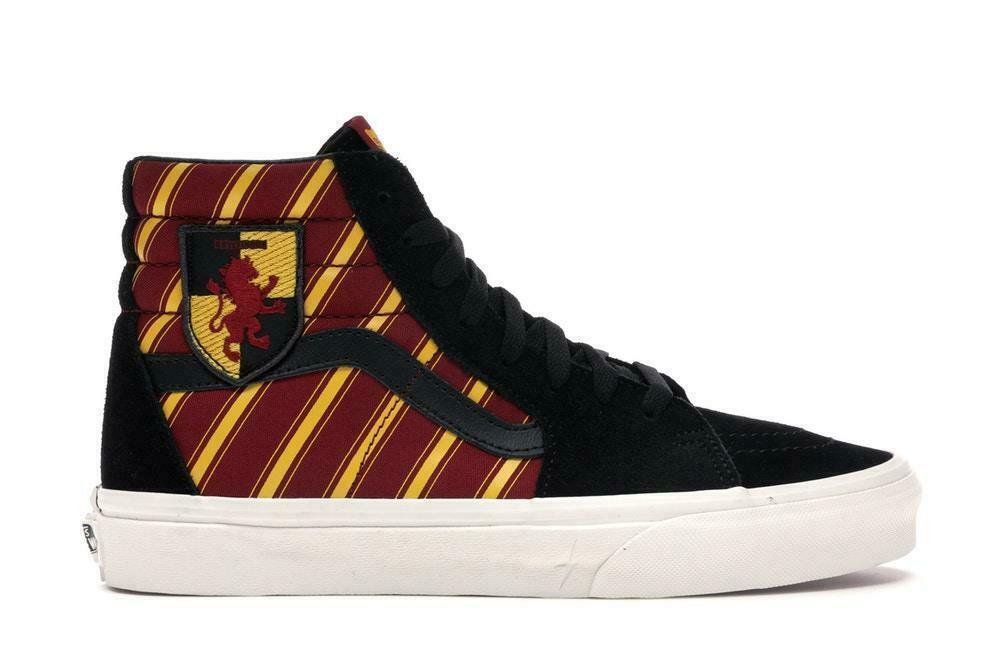 Potter Gryffindor Mens Sk8 Vans X Harry 50 Similar Hi Items And m0ONv8nw