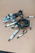 Pontiac G6 Convertible Top Lift Hydraulic Pump Motor Complete w/ Lines Cylinders image 6