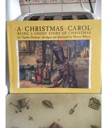 1986 A Christmas Carol Being a Ghost Story of Christmas Charles Dickens ... - $19.99