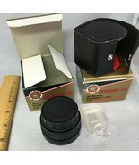 Star-D Aux Wide Angle Lens and Telephoto Lens for Canon Sure Shot Camera  - $19.55