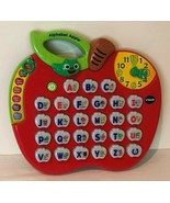 VTech Alphabet Apple Learning Educational Toy Phonics Alphabet Letters L... - $14.99