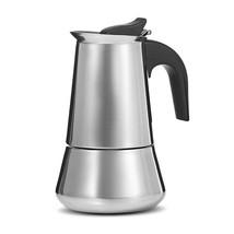 Stovetop Espresso Maker Stainless Steel Mocha Coffee Pot - $23.71