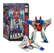 "Transformers Siege War for Cybertron Starscream WFC-S242 7"" Figure New in Box - $29.88"