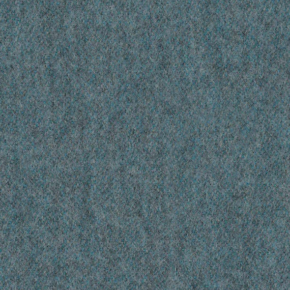 5.125 yds Camira Upholstery Fabric Blue Twill Wool LDS14 RS