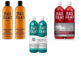 TIGI Bed Head Recovery Resurrection Colour Goddess Shampoo Conditioner T... - $35.54