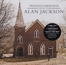 PRECIOUS MEMORIES COLLECTION - 2 CD SET by Alan Jackson