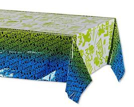 American Greetings Plastic Table Cover for Arts & Crafts, Teenage Mutant Ninja T - $5.89