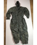 1958 Military Pilot Flight Suit CWU-I/P USAF Air Force Flying Coveralls ... - $112.42