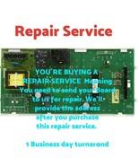 REPAIR SERVICE WHIRLPOOL MAYTAG KENMORE WP8546219 8546219 F01 ERROR BOARD  - $55.81