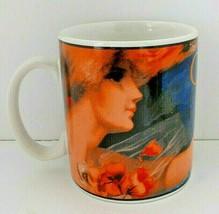 Advertisement Cup Ghirardelli's Chocolate-Coffee-Mug Cake CLASSIC CERAMICS - $9.89