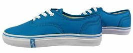Levi's Women's Classic Premium Atheltic Sneakers Shoes Rylee 524342-62U Aqua image 3