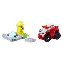 Playskool Heroes Transformers Rescue Bot Heatwave - $9.85
