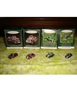 Hallmark Miniature Kiddie Car Luxury 1998~2001 Complete Series Lot Of 4 ... - $22.99