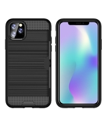 Ultra-thin TPU+PC Brushed Texture Shockproof case For iPhone 11 - $6.99