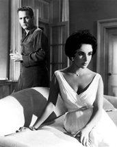 Paul Newman and Elizabeth Taylor in Cat on a Hot Tin Roof 16x20 Canvas G... - $69.99