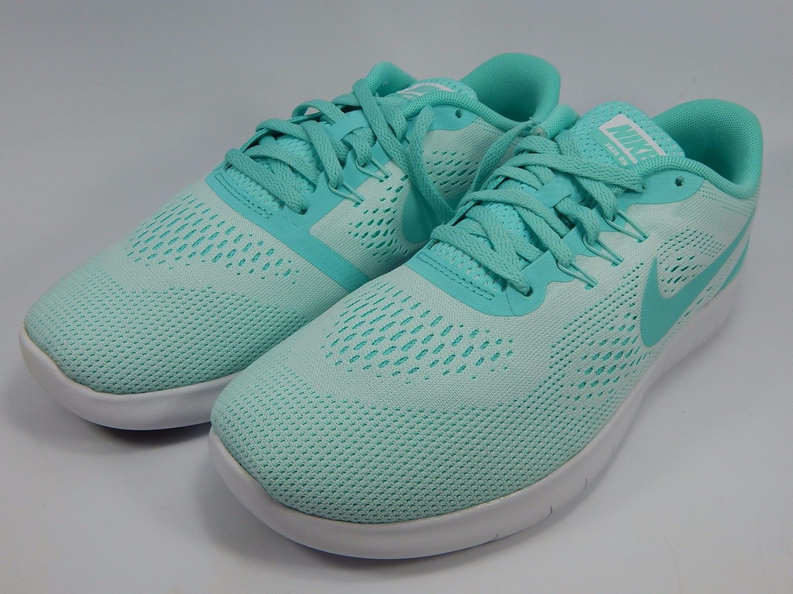 Nike Free RN Run Big Kid's Girl's Youth Shoes Size US 6 Y EU 38.5 833993-100