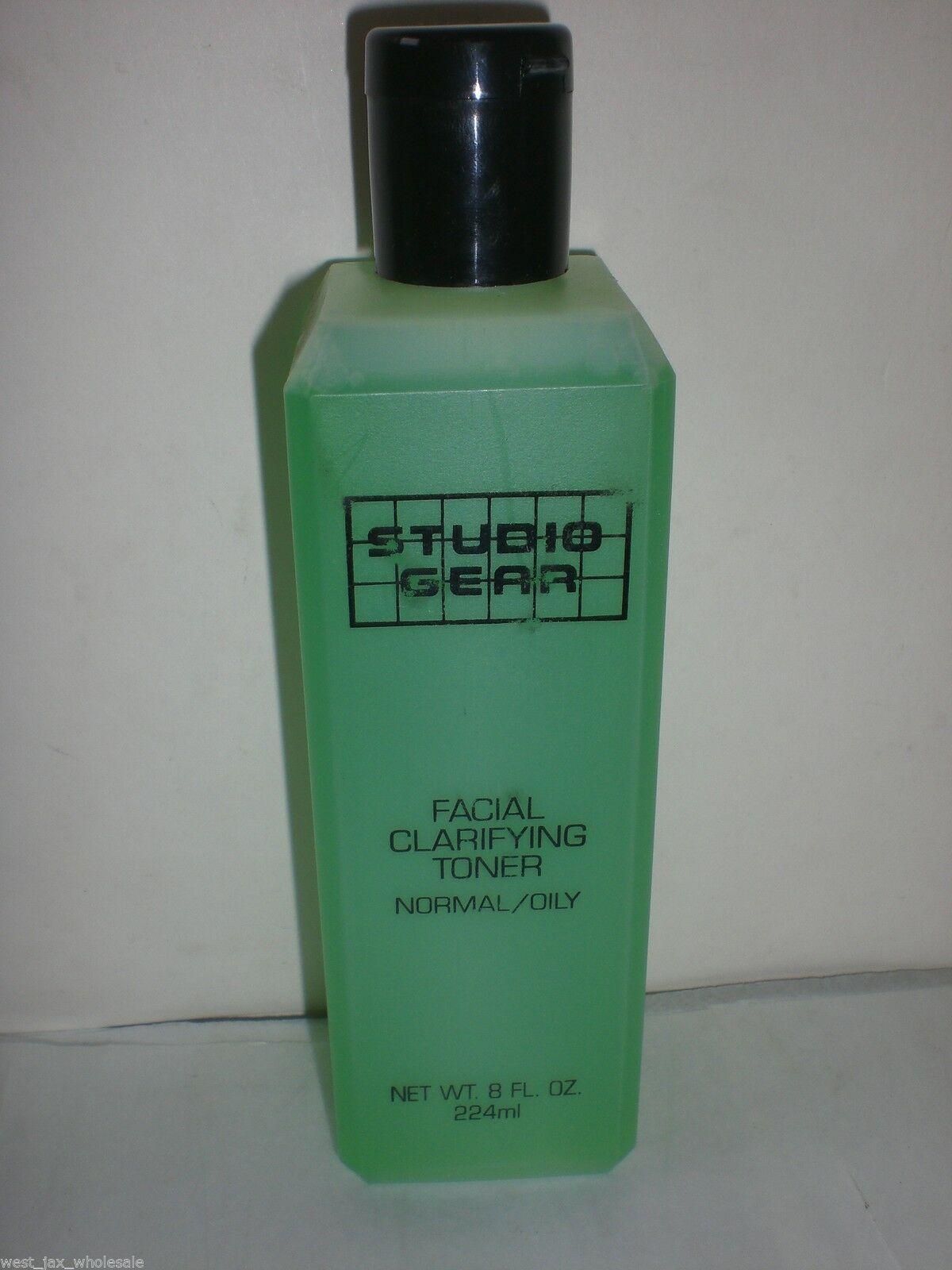 Studio Gear Facial Clarifying Toner Normal Oily Skin Pore Cleanser 8 Oz Lot of 2 image 2