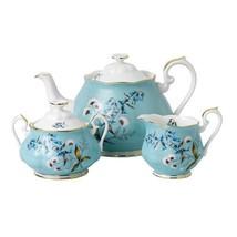 Royal Albert 100 Years of 1950 Festival 3-Piece Tea Set 40017602 - $248.24