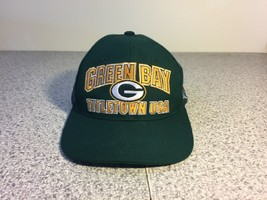 Greenbay Packers Titletown USA Snap Back Hat  Super Bowl XXXI - $12.99