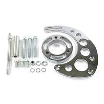 A-Team Performance Aluminum Alternator Bracket Kit Long Water Pump Compatible wi