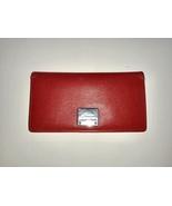 Ralph Lauren Leather Red Women's Wallet - $27.00