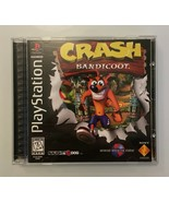 Crash Bandicoot (Sony PlayStation 1, 1996) PS1-DISC ONLY - TESTED AND WORKS. FRE - $12.99