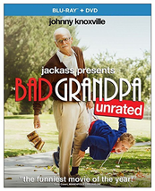 Jackass Presents: Bad Grandpa Unrated [Blu-ray+DVD]