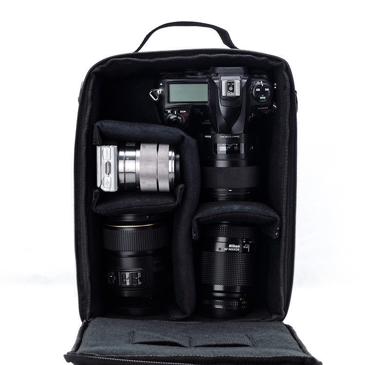 Thick Photography Protector Camera Carry Bag Insert Partition Case Divider DSLR