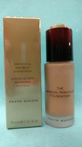 Kevyn Aucoin THE SENSUAL SKIN FLUID FOUNDATION SF9 Medium Dark Beige 0.6... - $9.82