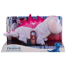Disney Frozen 2 Light-Up Walk & Glow Fire Spirit Salamander Interactive Pet - $36.52
