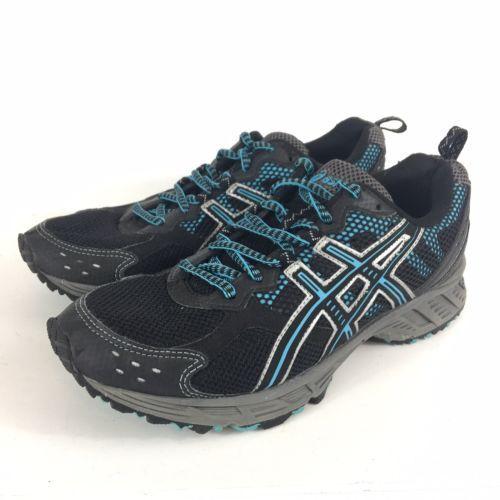 4512574219f Asics Mens Size 9.5 Gel-Enduro 7 Black Blue and 50 similar items