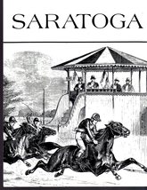 SARATOGA (A Guide to Saratoga, New York) Book image 4
