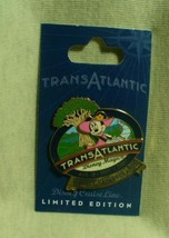 Disney Cruise Line Transatlantic Cruise August 2007 Minnie Mouse LE Pin - $19.95