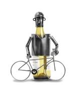 Biker Metal Wine Caddy - $48.99