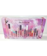 Sephora Favorites Give Me More Lip 14-Piece Lip Wardrobe/Ensemble Brand New - $119.99