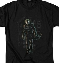 The Joker t-shirt iconic villain DC comics batman archenemy graphic tee BM2191 image 2